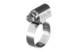 Collier de Serrage Type A W4 PH 9mm DIN 3017 Inox